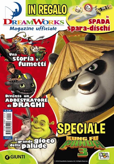 Magazine DreamWorks