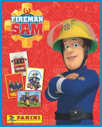 Sam il Pompiere in edicola con Panini